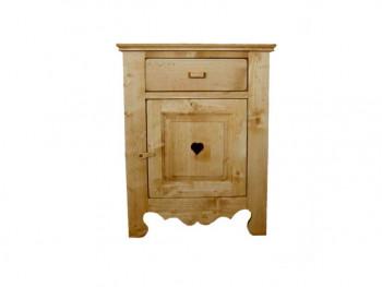 Dresser ze smrkového dřeva Mexicana 20