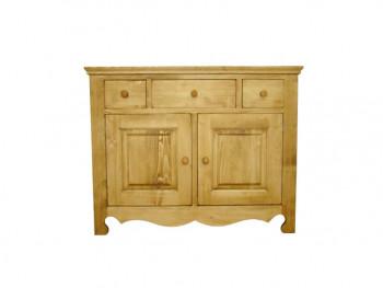 Dresser ze smrkového dřeva Mexicana 7