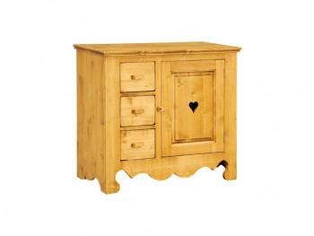 Dresser ze smrkového dřeva, Mexicana 9
