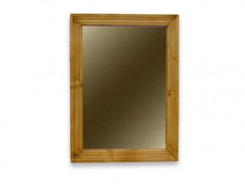 Zrcadlo v smrkovém rámu z Mexicana 4