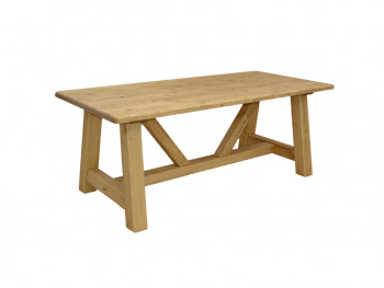 Dřevěný stůl Jagna 1