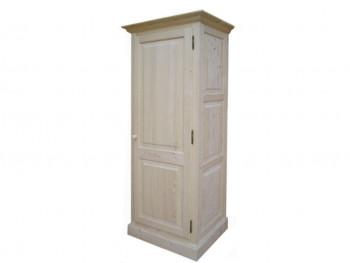 Jednoduchá šatní skříň