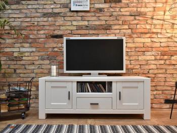 dřevěné televizní skříňky