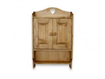 Závěsná skříň ze smrkového dřeva Mexicana 1