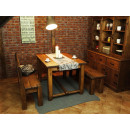 Stůl borovicový voskovaný Rustyk 3
