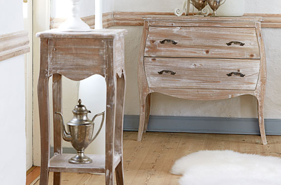 Meble shabby chic