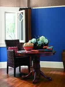 Kolory pomieszczeń