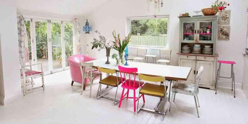Barvy interiéru a jejich vliv na člověka