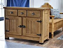 Vintage - Dřevěný borový nábytek ve stylu Vintage