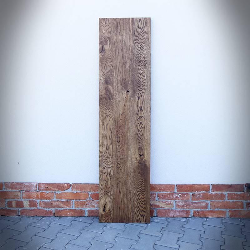 Dubová deska na lavici Naturwood