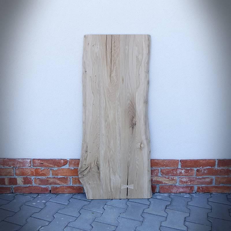 Dubová deska na lavici Rustwood