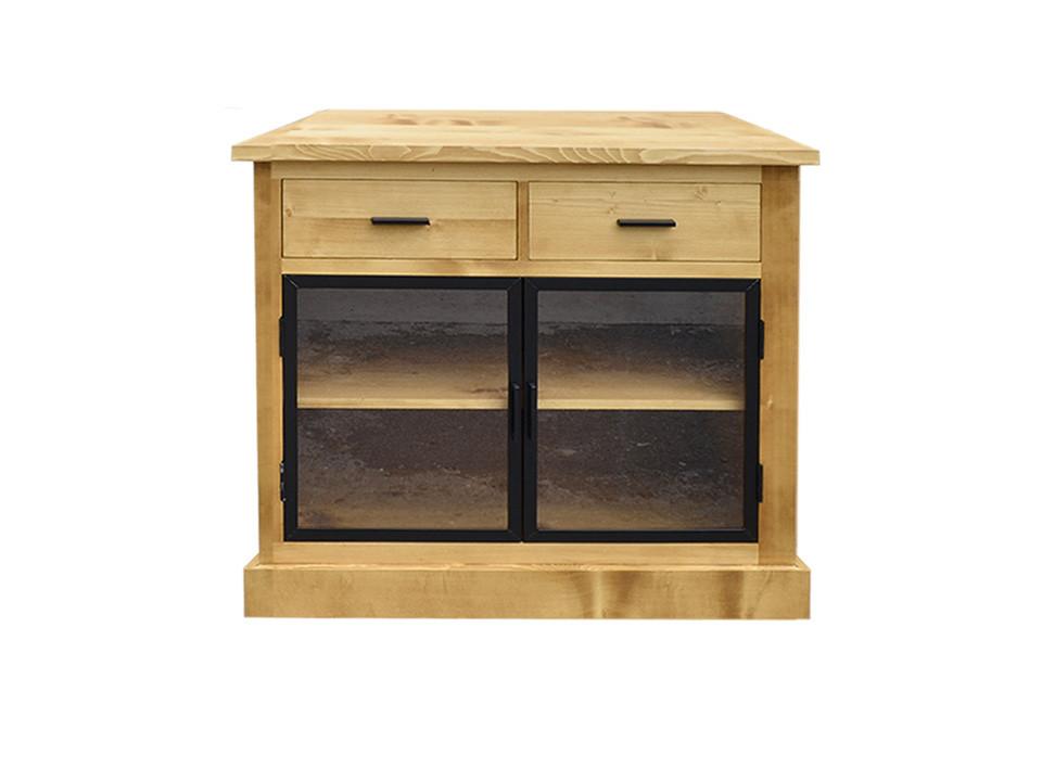 Dřevěná komoda 6