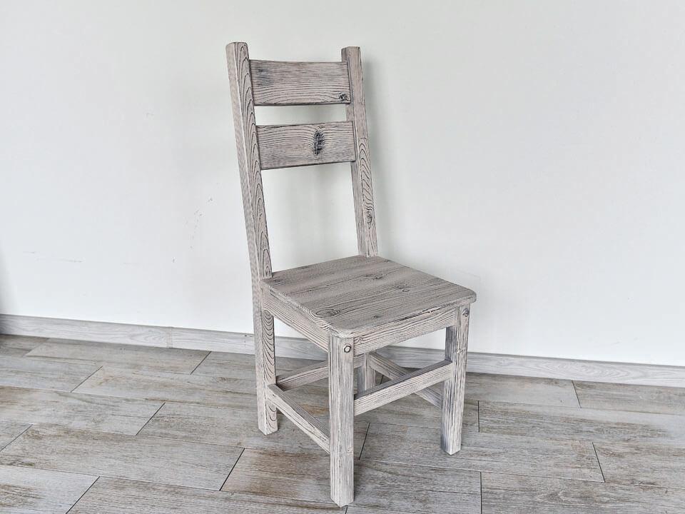Smrková židle