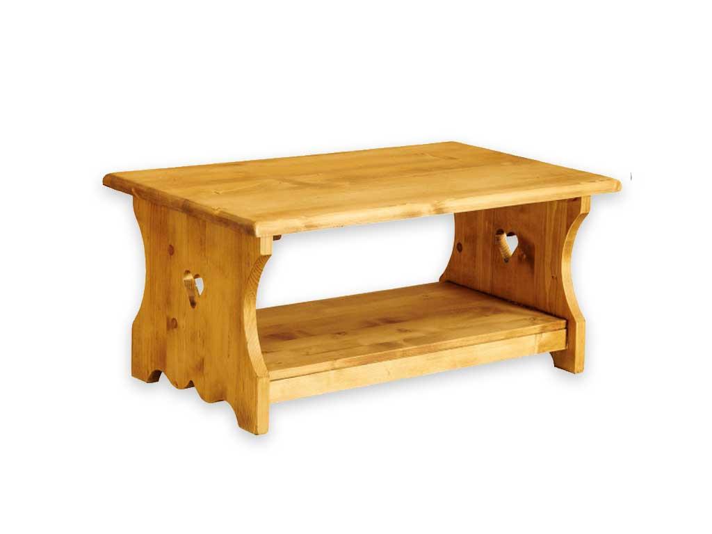Smrkový stolek Mexicana 1