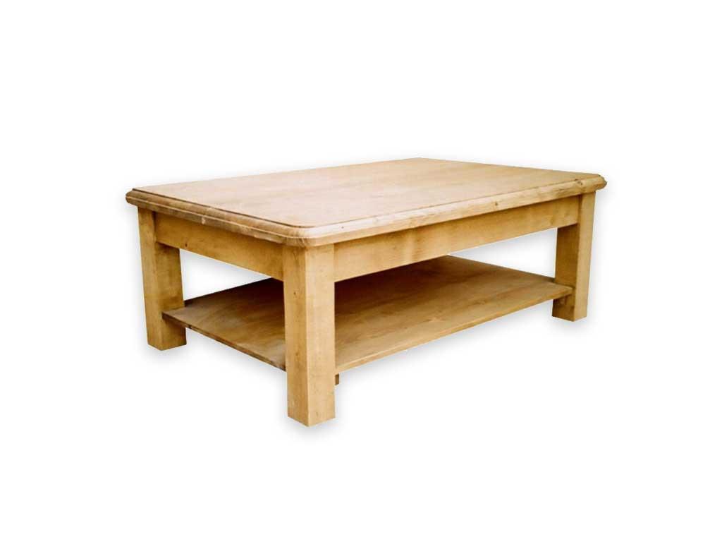 Smrkový konferenční stolek Mexicana 2