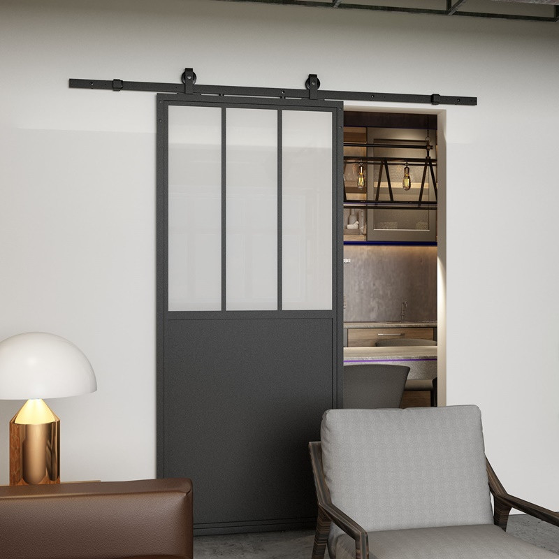 Posuvné dveře do obývacího pokoje
