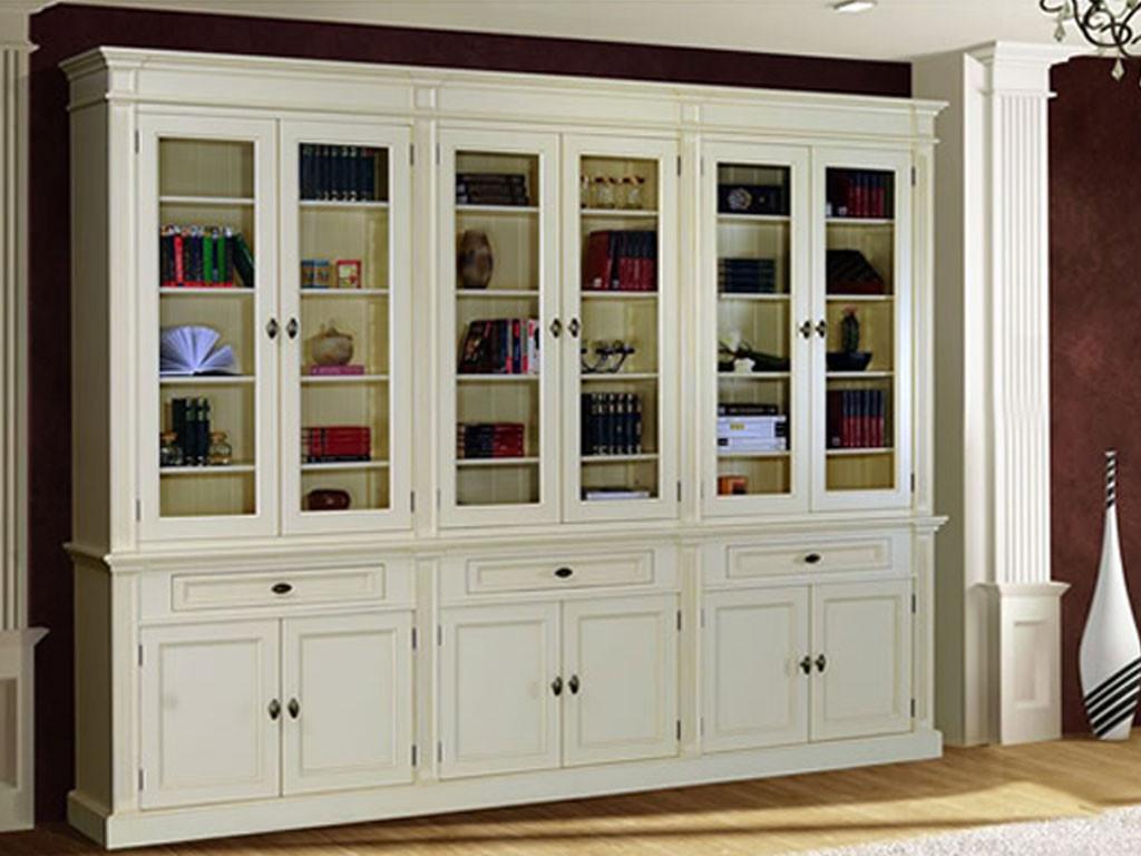 biblioteczka do salonu