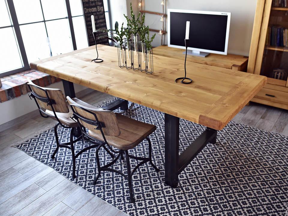duzy stol do salonu