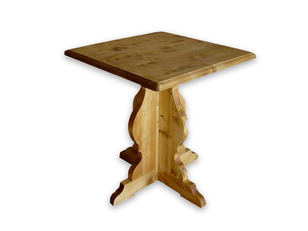 Smrkový stolek Mexicana 7