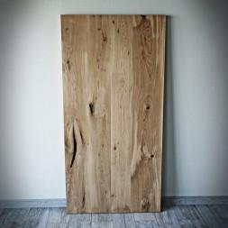 Dubová stolní deska NATURWOOD - Olej natural 80x120
