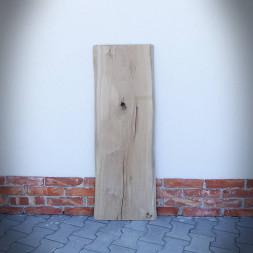 Dubová deska na lavici Romanteka