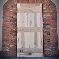 Jasanové dveře COZY