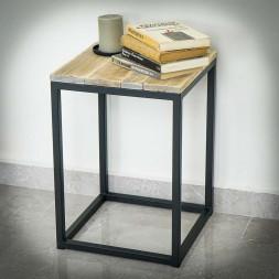 Noční industriální stolek Gart