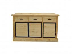 Dřevěná komoda 3