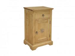 Smrkový noční stolek Jagna 4