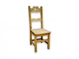 Židle ze smrkového dřeva Mexicana 1
