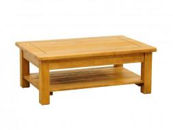 Smrkový konferenční stolek