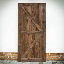 posuvné půdní dveře