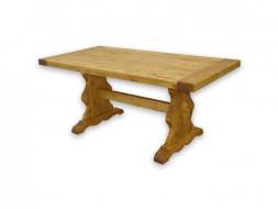 Smrkový stůl Mexicana 1