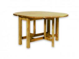 Smrkový rozkládací stůl Mexicana 4