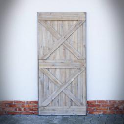 Dveře v ocelovém rámu FIXER