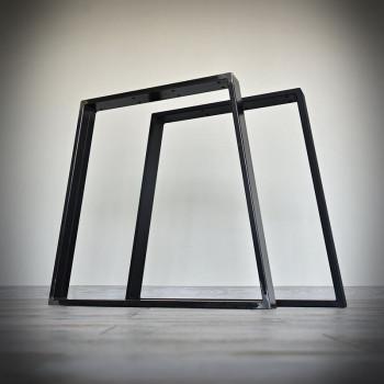 Industriální podnož ke stolové desce, TRAPEZ