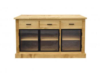 Dřevěná komoda 4