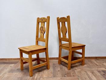 Jedlová židle Jagna 1