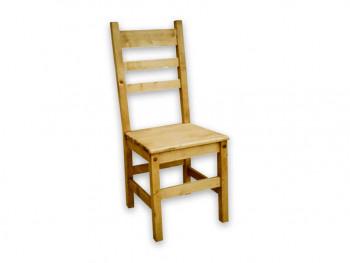 Židle ze smrkového dřeva Mexicana 4