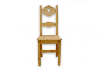 Židle ze smrkového dřeva Mexicana 6