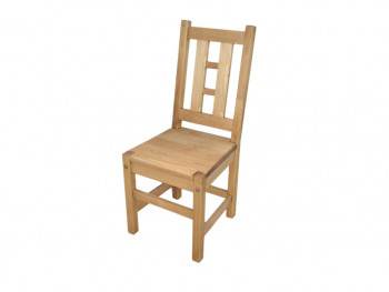 Dřevěná židle do jídelny