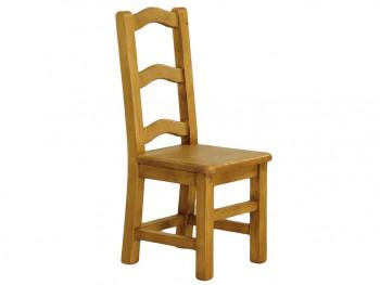 borovicová židle