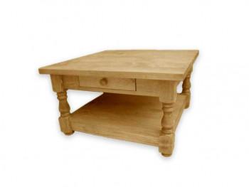 Smrkový konferenční stolek Mexicana 5