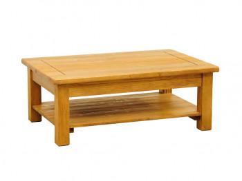 Smrková lavice/stolek Vintage