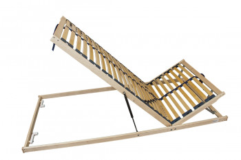 Rošt FLEX 80x200 cm, přední výklop