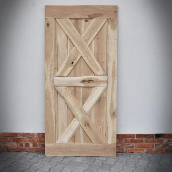 Dubové dveře OLD