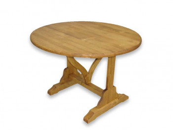 Smrkový rozkládací stůl Mexicana 10