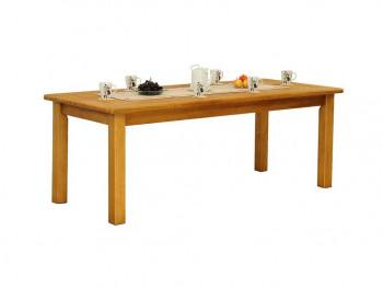 Smrkový jídelní stůl Vintage