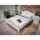 Łóżko świerkowe Charlotte Mix 10 160x200