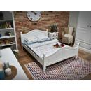 Łóżko świerkowe Charlotte Mix 160x200